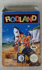 Rodland nes nintendo COMPLETO. PAL A