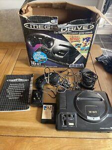 Sega Mega Drive - Faulty console controllers - 1 AC Mains Adapt