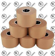 Premium Rigid Sports Strapping Tape - 6 Rolls x 50mm x 13.7m