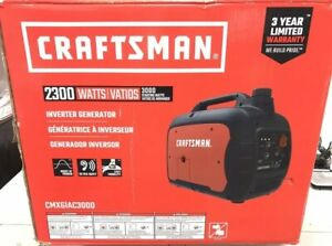 Craftsman CMXGIAC3000 Gas Inverter Generator