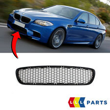 BMW NEW GENUINE 5 SERIES F10 M5 FRONT BUMPER LOWER CENTER GRILL 51118047391