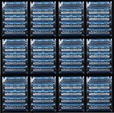 60 Personna Tri-Flexxx 3 Blade Cartridges Fits Gillette Sensor Razors (No box)