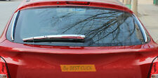 Chrome Rear Window Wiper Arm Blade Cover Garnish Trim For Holden Cruze Hatch