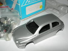 Alezan 1:43 KIT Pre-Paint Silver Alfa Romeo 147 3-Door Selespeed 2000 NEW