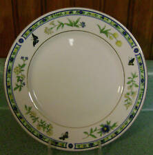 Lynns China Woodland Butterfly Salad Plate