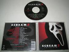 SCREAM 3/SOUNTRACK/CREED(WND-UP/4976111 2)CD ALBUM