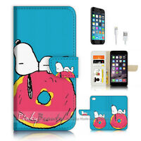 ( For iPhone 6 Plus / iPhone 6S Plus ) Case Cover P3397 Donut Dog