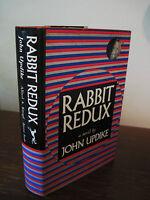 Rabbit Redux John Updike Pulitzer Prize 1st Edition 3rd Printing Novel Angstrom