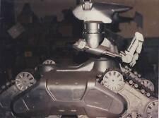 LOT ONE - 8 x 10 color photo of the 1984 TERMINATOR Hunter Killer tank model