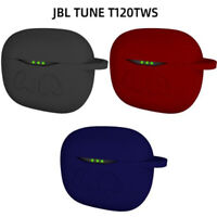 Portable Earphone Protective Silicone Case Cover for JBL Tune T120TWS Earpho YAN