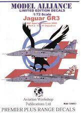 Model Alliance Decals 1:72 Sepecat Jaguar GR.3 1914-2004 6 Sqn 90th Anniversary