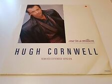 "HUGH CORNWELL - One In A Million ~12"" Vinyl Single"