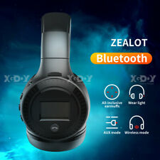 Super Foldable Bluetooth Headset Wireless Stereo Headphones Earphones Over Ear