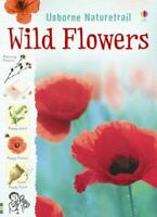 Wild Flowers (Nature Trail), Khan, Sarah, Very Good, Paperback