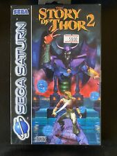 Sega Saturn Spiel | The Story of Thor 2 | Sega Saturn | PAL | OVP