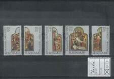 Suriname rep. postfris 1977 MNH  60-64 - Paas weldadigheid