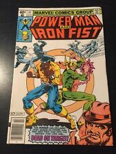 Power Man And Iron Fist#61 Incredible Condition 9.2(1980) Layton Cover!!