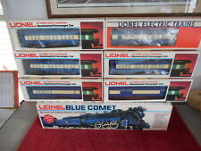 LIONEL BLUE COMET (#832) CENTRAL NEW JERSEY PACIFIC STEAM LOCOMOTIVE # 11335