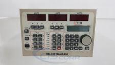 TDI RBL232-100-80-400 Electronic Load 100V 80A 400W