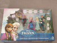 Frozen Complete Story Set mit Figuren - Y9980 Mattel - Die Eiskönigin Neu & Ovp