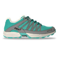 Inov8 Womens Roclite 280 Trail Running Shoes Trainers Sneakers - Green Grey