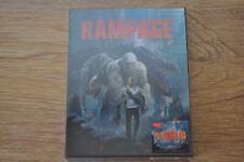 RAMPAGE HDzeta Silver Label Lenticular (Blu-ray + 3D, Steelbook)