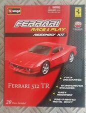 Voitures miniatures Burago Ferrari