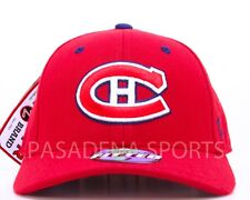 OFFICIAL LICENSED MONTREAL CANADIENS FITTED SIZE 7 CAP, ZEPHYR NWT nhl p k subba