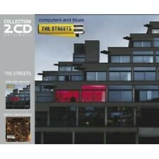 """THE STREETS """"COMPUTERS AND BLUES/ORIGINAL PIRATE MATERIAL"""" 2 CD NEW+"""