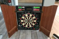 New listing Halex Epsilon Electronic Dartboard Item #65564. Tested working great shape.