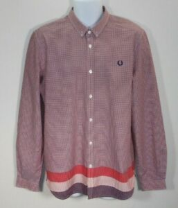 Fred Perry long sleeves dress shirt. #FP316-K