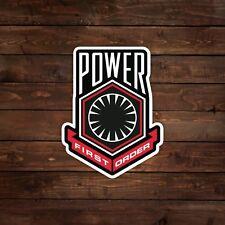 Power The First Order (Star Wars) Decal/Sticker