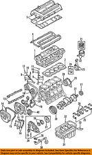KIA OEM 95-02 Sportage-Engine Crankshaft Crank Seal 214434X000