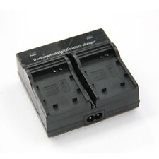 Dual Channel Battery Charger NB-10L For Canon Powershot G15 G16 G3X SX50 SX60 HS