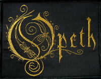 OPETH PATCH / AUFNÄHER # 7 LOGO