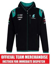 Petronas Yamaha Factory Racing MotoGP Official Team Kids Zip Hoody Hoodie - NEW