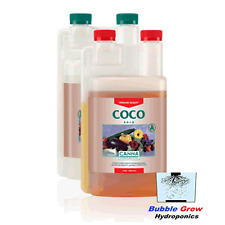 CANNA COCO A&B 2X1L HYDROPONIC NUTRIENTS FOR USE WITH COCO GROWING MEDIUM