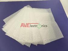 Lot of 50 pcs. 6X7 Bubble Padded Pouch Bag Transparent Plastic