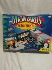 Mr Wizards Science Secrets Play Tech