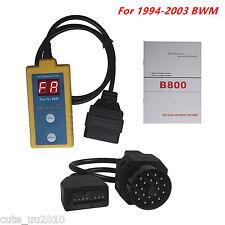B800 Car Airbag Scan/Reset Tool SRS Reset Scanner OBD Diagnostic Tool 20Pin BWM