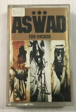 "Aswad ""Too Wicked"" Tape Cassette - Never Been Played"