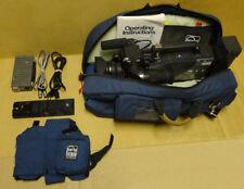 Panasonic Ag-Dvc200P Dv Camcorder w/ Fujinon S20x6 4Brm-Sd Lens & More