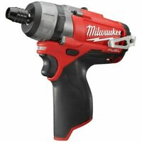 MILWAUKEE M12CDD-202C M12 FUEL™ COMPACT 2-SPEED DRILL DRIVER 4933440572