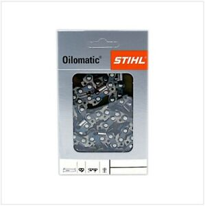 "STIHL CHAINSAW CHAIN FOR MS170, 171, 017 30cm (12"") 3/8 1.1mm PM3 36100000044"