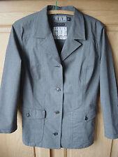 veste blazer gris GIANFRANCO FERRE 40 L