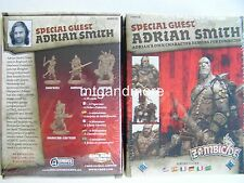 Zombicide Black Plague - Adrian Smith Special Guest Box