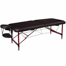 Master Massage Zephyr Aluminum 28 Inch Portable Table Bed Couch Minor Defective