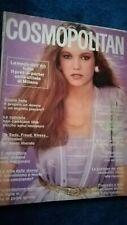 Cosmopolitan 1980 Diane Lane Rettore Viola Valentino Oxa Bertè Stefania Rotolo