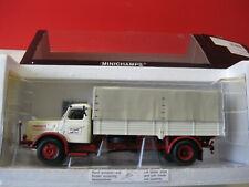 MINICHAMPS 439171020 LKW HENSCHEL HS140 Neu OVP