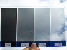 Limo Auto Tint NR Black 5% 30'' 50ft Window Film Roll